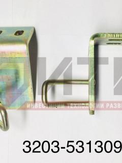 Упор замка моторного люка правый (ПАЗ-3204) 3203-5313090