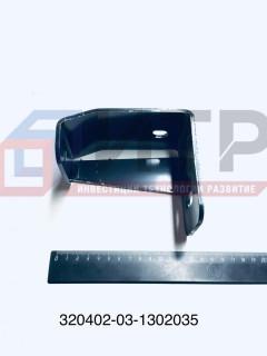 Кронштейн крепления радиатора левый 320402-03-1302035