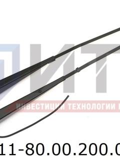 Рычаг щетки стеклоочистителя в сборе левый (ПАЗ-3204) 11-80.00.200.000