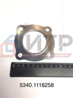 Прокладка турбокомпрессора (ТКР-5340) 5340.1118258