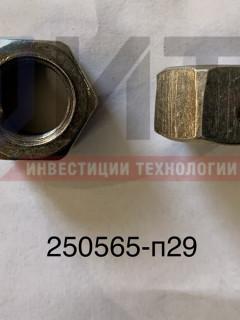 Гайка шпильки внутренняя 250565-П29