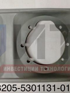 Панель передка крепления фары левая 3205-5301131-01