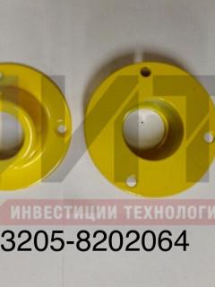 Опора вертикального поручня верхняя правая 3205-8202064