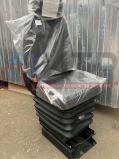 Сиденье водителя с механизмом подрессоревания СВ-12РП.6800010-02-567-10