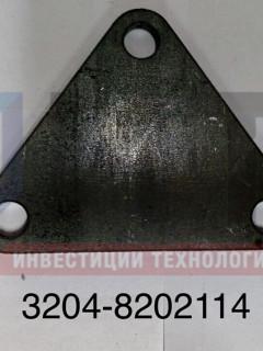 Опора поручня накопительной площадки  3204-8202114