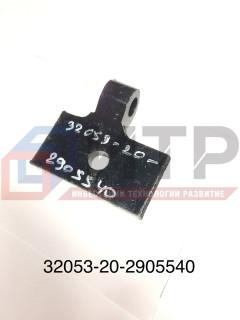 Кронштейн амортизатора передний правый 32053-20-2905540