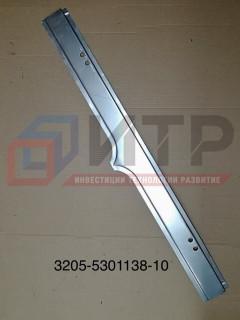 Панель ветрового окна средняя наружная 3205-5301138-10