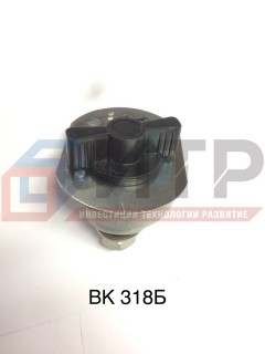 Выключатель массы с поворотной ручкой (12, 24V) ВК318Б