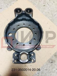 Суппорт заднего тормоза правый (ПАЗ-320412) 231-3502014-20.06