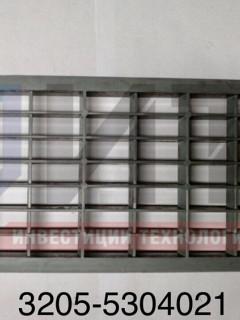 Решетка передняя левая (серая) 3205-5304021