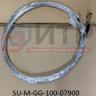 Трос КПП (наконечник М8хМ10) SU-M-GG-100-07900