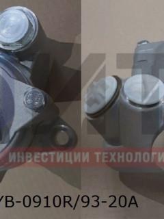 Насос ГУР дв.ЯМЗ-534  ZYB-0910R/93-20A