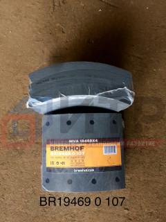 Тормозные накладки ‹BREMHOF‹ (компл. 8шт) BR19469 0 107 , , компл
