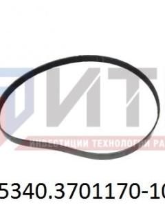 Ремень привода генератора 6РК1017/1016/1015 Rubena 5340-3701170-10