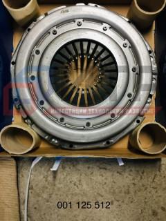 Диск сцепления ведущий FLRS  ПАЗ, КАВЗ (корзина)   001 125 512