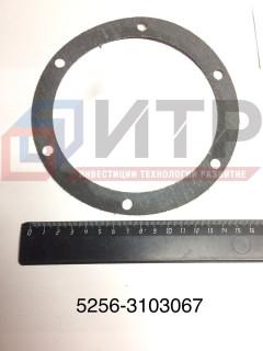 Прокладка крышки ступицы переднего колеса 5256-3103067