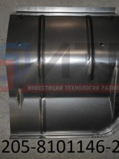 Панель нижнего воздуховода средняя  3205-8101146-20