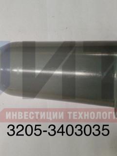 Кожух рулевой колонки нижний   3205-3403035