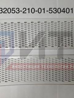 Решетка передка верхняя правая 32053-210-01-5304010