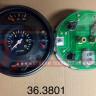 Комбинация приборов ПАЗ (12V) 36-3801010