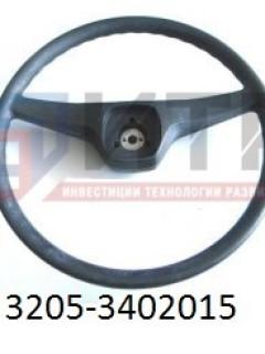 Колесо рулевое (ПАЗ-3205) 3205-3402015